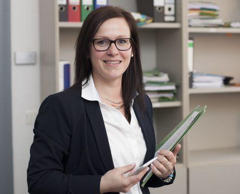 Rechtsanwalt in Schwerin RAin Heike Rosenau in der Kanzlei