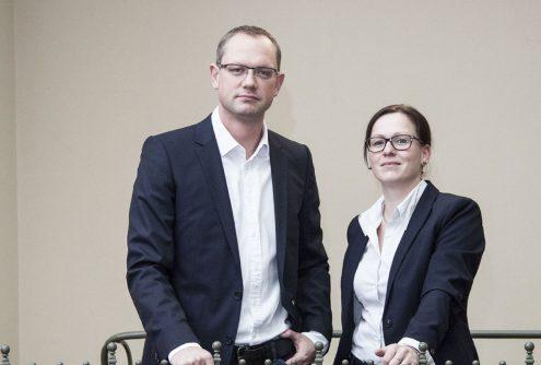 Rechtsanwalt Schwerin Reno Haberer und Heike Rosenau