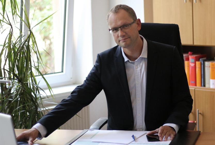 Rechtsanwalt Schwerin Fachanwalt Familienrecht Reno Haberer