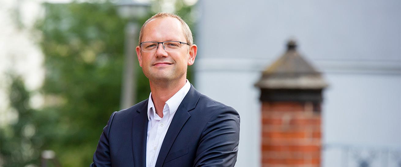 Anwalt in Schwerin RA Reno Haberer Sozialrecht Titel
